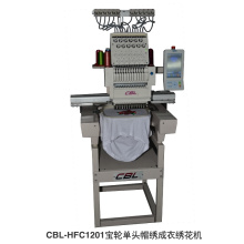 High Speed Cap Embroidery T- Shirt Embroidery and Flat computerized embroidery machine