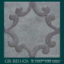 Barock-Stil Baustoffe Aluminium-Extrusionsprofil für Hausdekoration