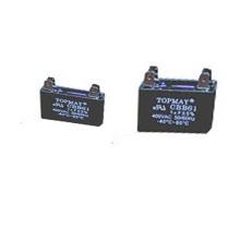 Air Conditioner Metallized Polypropylene Film Capacitor for AC (cbb61)