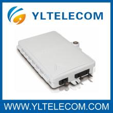Caja de terminación de acceso a fibra FTTH de 2 núcleos
