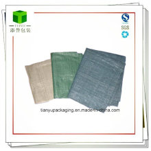 Полипропиленовые / высокоплотные полиэтиленовые сплетенные мешки