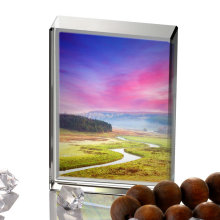 Factory directly White wholesale 3d photo crystal sublimation blanks