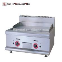 K023 Stainelss Steel Counter Top Gaspfanne