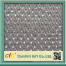 Novo Design de moda quente vender tecido Shuttle para Auto Upholstery Material