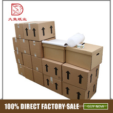 Good quality newest accept oem cheap corrugated banana box sizes