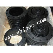 JIS B2220 Slip on Plate Face Steel Pipe Flange