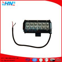 12 / 24V 36W Светодиодный свет Бар Spot Луч рабочей лампы для внедорожника Автокран ATV Внедорожный грузовик вилочный