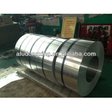 Bande mince en aluminium
