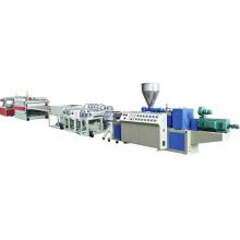 2014 LIGNE DE PRODUCTION DE FEUILLE DE PVC DE CROÛTE DE PVC / MACHINE DE FEUILLE DE MOUSSE DE PEINTURE DE PVC