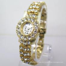 Fabrik OEM Weihnachten charmante Geschenk Uhren für Mädchen (HL-CD009)