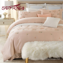 Factory Directly High Quality Hotel Bedding Linen Supplier cotton print bedding sets 60s