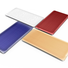 Ultra-Thin 6.5mm Credit Card Size Power Bank 3200mAh