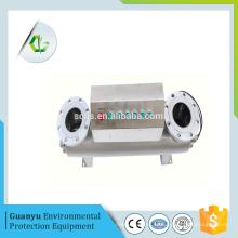 Stérilisateur UV d'étang stérilisateur d'eau uv système d'eau douce