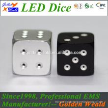 MCU control LED CNC aluminium alloy dice