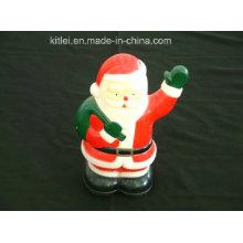 Weihnachten Intelligent Aufblasbare Modell Puppe Spielzeug ICTI Eco-Friednly