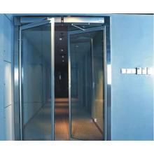 Movimentação automática da porta do balanço do alumínio