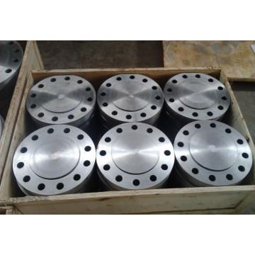 EN1092 Carbon Steel Blind Flange