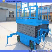 Elevador de plataforma móvel elétrico barato China Sjy0.3-8
