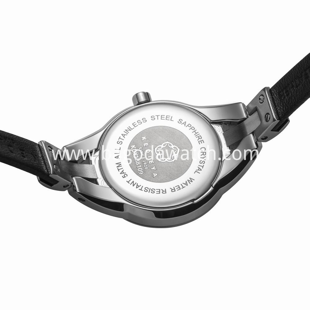 Women Watches Steel Back