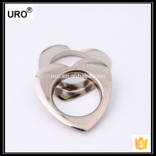 good quality heart-shaped iron curtain rings