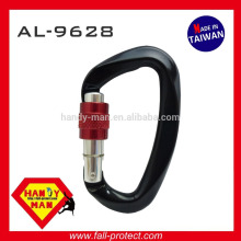 The Classic Mountaineer Rock Climbing Aluminum Carabiner With 25KN