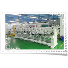 Guangzhou Hot Sale 8 cabeça t-shirt cap máquina de bordar