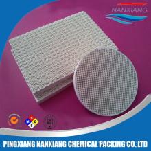 monolith infravermelho cerâmico honeycomb placa de gás de cerâmica queimador de peças