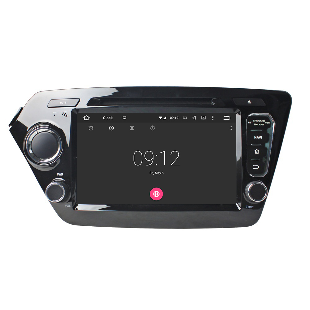 8 inch KIA K2/RIO car dvd player