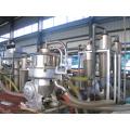 Chaîne de production d'amidon de pomme de terre / machine de fabrication de farine de pommes de terre