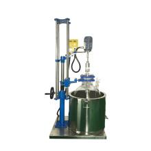 50L Small Laboratory Scale Single layer glass Tank Reactor