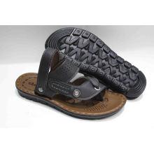 Heiße Verkaufs-klassische Mann-Strand-Schuhe mit PU-Außensohle (SNB-12-008)