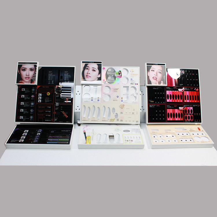 Acrylic Cosmetic Display Cabinets For Sale Manufacturers