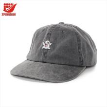 Gorras de béisbol económicas 100% algodón promocionales