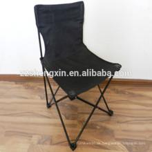 Flexible leichte Metall Falten Fischen Stühle