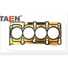 Junta de culata de motor con el acero para Opel y Daewoo