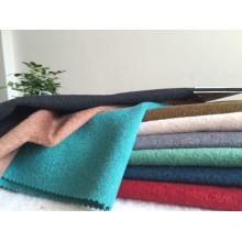 Над покрытием шерстяной ткани (шерстяные ткани)