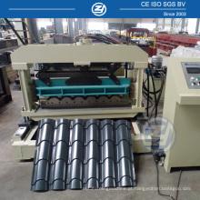 Telha de telhado frio rolo dá forma à máquina (ZYYX45-167-833)
