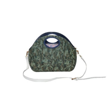 women uk EVA crossbody schelpvormige draagtassen