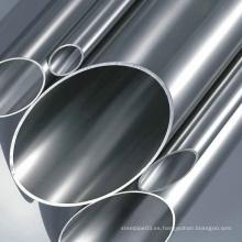 Tubo decorativo de acero inoxidable Prime ASTM A554