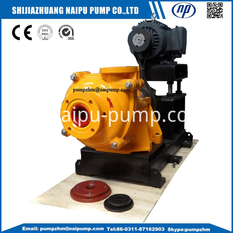 050 AH slurry pump