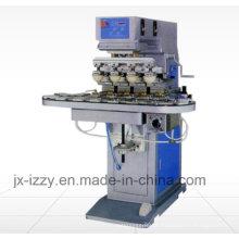 Máquina de impressão de 4 canetas