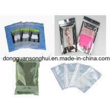 Underwear Bag / Undergarment Bag / Ropa interior de plástico de embalaje