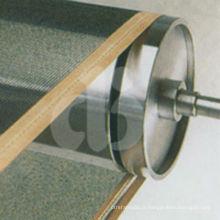 Fabrication de convoyeur en maille de fibre de verre en PTFE