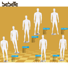 Popular Model New Design White and Black Color Fashion Men Suit Mannequin