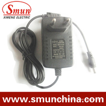 12V1.5A18W Wall Mounting Power AC/DC Adapter (SMH-12-1.5)