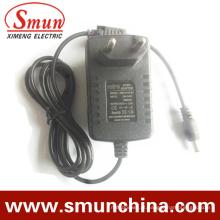 Adaptador da CA / CC do poder da montagem da parede de 12V1.5A18W (SMH-12-1.5)