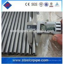 Alta luz fria desenhado 20 # tubo de aço sem costura feita na China