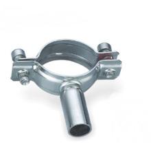 304, acero inoxidable 316L Soporte de tubería de tubo sanitario Soporte