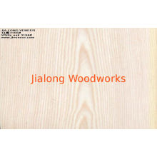 American White Oak Engineered Wood Veneer For Furniture / Doors