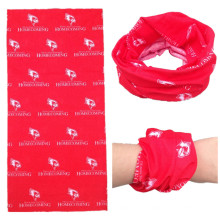 Customized Logo Printed Polyester Promotional Neck Tube Bandana